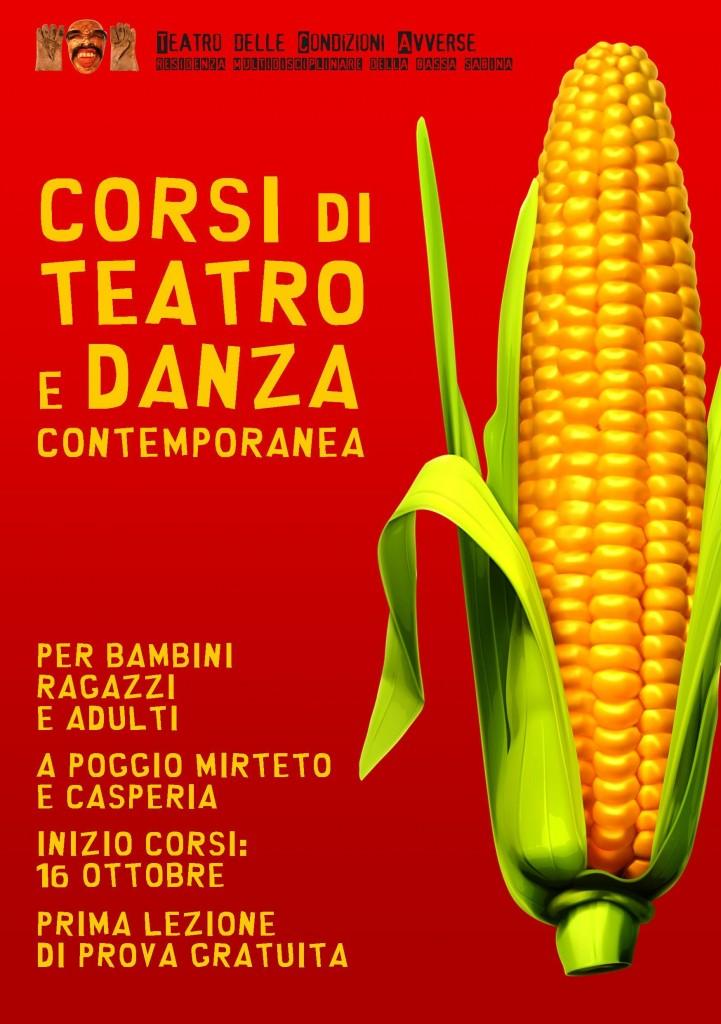 2017 Volantino Corsi teatro ragazzi